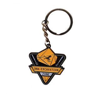 Jurassic World: DNA Excavation Zone Limited Edition Keyring Preorder