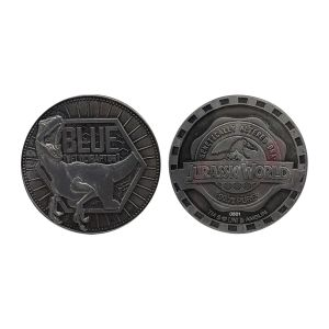 Jurassic World: Blue Limited Edition Coin