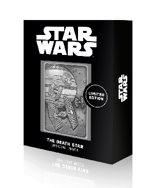 Star Wars: The Death Star Limited Edition Ingot
