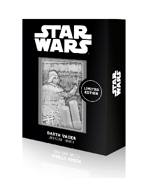 Star Wars: Darth Vader Limited Edition Ingot Preorder