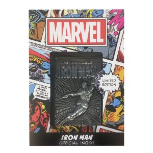 Marvel: Iron Man Limited Edition Ingot Preorder