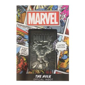 Marvel: The Hulk Limited Edition Ingot Preorder