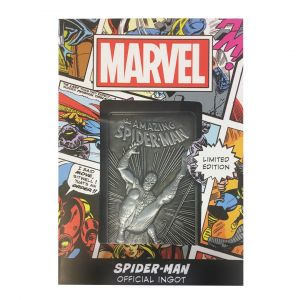 Marvel: Spider-Man Limited Edition Ingot Preorder