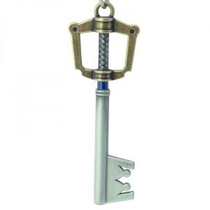 Kingdom Hearts: Keyblade Master Keychain