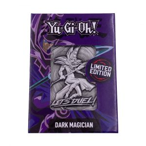 Yu-Gi-Oh!: Dark Magician Limited Edition Metal Card