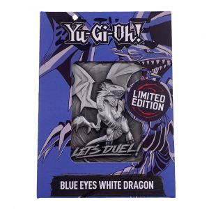 Yu-Gi-Oh!: Blue Eyes White Dragon Limited Edition Metal Card