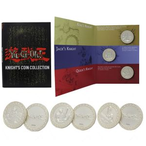 Yu-Gi-Oh!: Limited Edition Knights Coin Collection Preorder