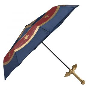 Wonder Woman: Rain Killer Sword Handle Umbrella