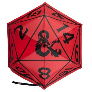 Dungeons and Dragons: Dicey Waters D20 Umbrella