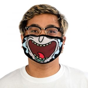 Rick and Morty: Rick Adjustable Face Mask