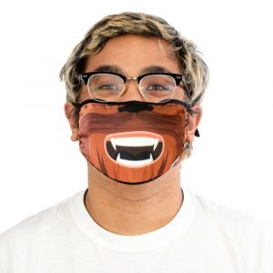 Star Wars: Chewbacca Adjustable Face Mask