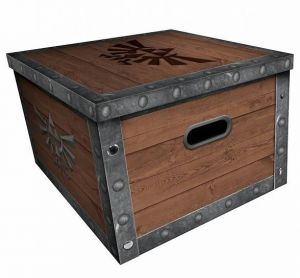 Legend of Zelda: Finders Keepers Storage Box