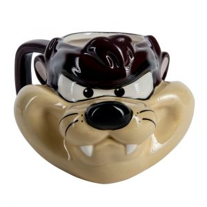 Looney Tunes: Taz Shaped Mug