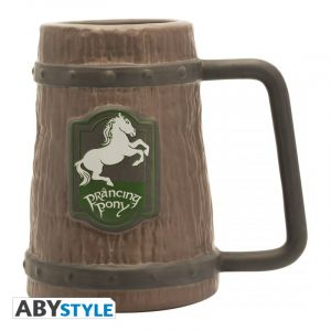 Lord Of The Rings: Prancing Pony 3D Tankard Preorder