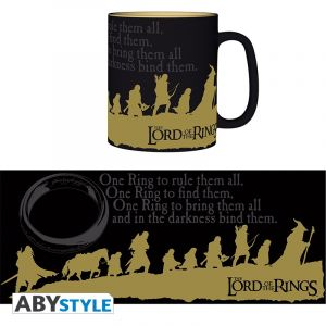 Lord Of The Rings: Group Mug