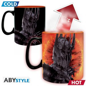 Lord Of The Rings: The Lord Of Mordor Heat Change Mug