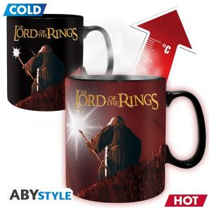 Lord Of The Rings: You Shall Not Pass Heat Change Mug