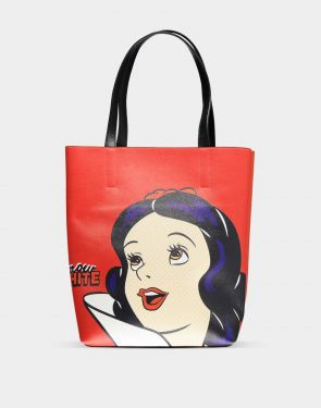 Snow White: An Apple A Day Shopper Bag