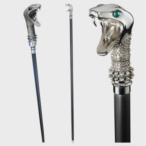 Harry Potter: Lucius Malfoy Cane With Wand Replica Preorder