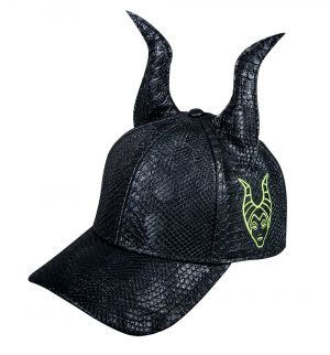 Sleeping Beauty: Horns At The Ready Maleficent Cap