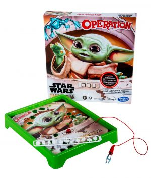 Operation: Star Wars The Mandalorian Baby Yoda Edition
