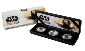 Star Wars: The Mandalorian Commemorative Limited Edition Coin Collection V2