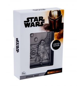 Star Wars: Mandalorian Limited Edition Ingot Preorder