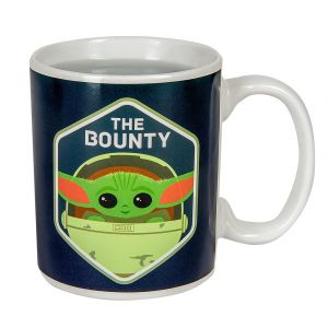 Star Wars: The Mandalorian The Child/Baby Yoda Heat Change Mug