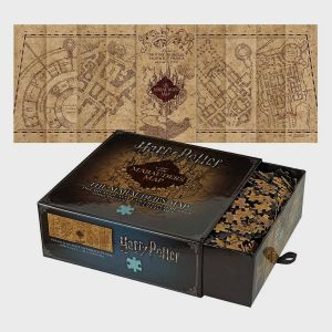 Harry Potter: Marauders Map 1000pc Jigsaw Puzzle Preorder