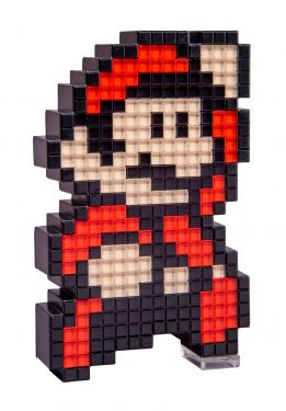 Super Mario: SM3 Mario Pixel Pals Light