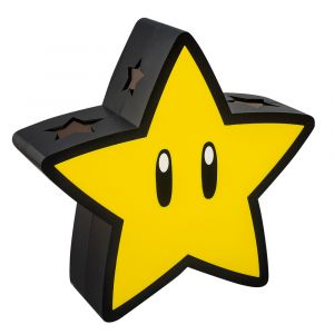 Super Mario: Invincible Super Star Projection Light