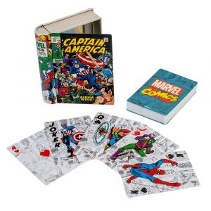 Marvel: Comic Book Playing Cards
