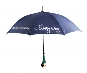 Mary Poppins: Practically Perfect In Every Way Umbrella