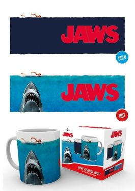 Jaws: Heat Changing Mug
