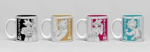 Dragon Ball Super: Goku Espresso Mug Set
