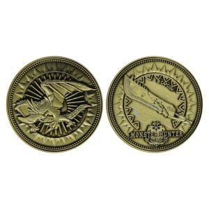Monster Hunter: Great Sword Limited Edition Coin Preorder