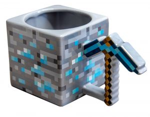 Minecraft: Durable Pickaxe Mug