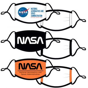 NASA: Face Mask 3 Pack