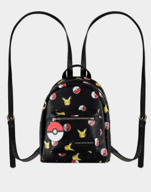 Pokemon: Pikachu Mini Backpack Preorder