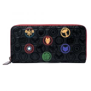 Marvel: Icons Loungefly Zip Around Purse
