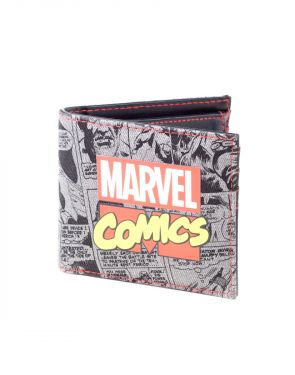 Marvel: Build An Empire Printed Wallet