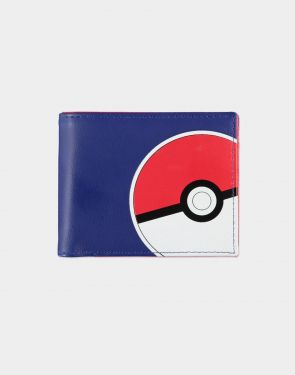Pokemon: Pika Pokeball Bi-Fold Wallet Preorder