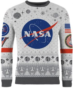 NASA: Houston... We Have A Present! Christmas Sweater