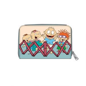 Rugrats: 30th Anniversary Loungefly Zip Around Purse Preorder