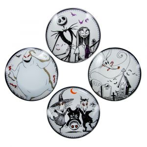 Nightmare Before Christmas: Making Dinner Plate Set