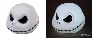The Nightmare Before Christmas: Alone In The Dark Jack Skellington Lamp