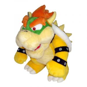 Super Mario: Bowser 26cm Plush