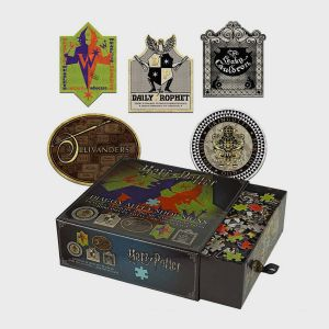Harry Potter: Diagon Alley Jigsaw Puzzle Set Of 5