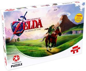 Legend Of Zelda: Ocarina Of Time 1000pc Puzzle