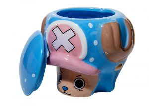 One Piece: Just What The Doctor Ordered Tony Tony Chopper Shaped Mug